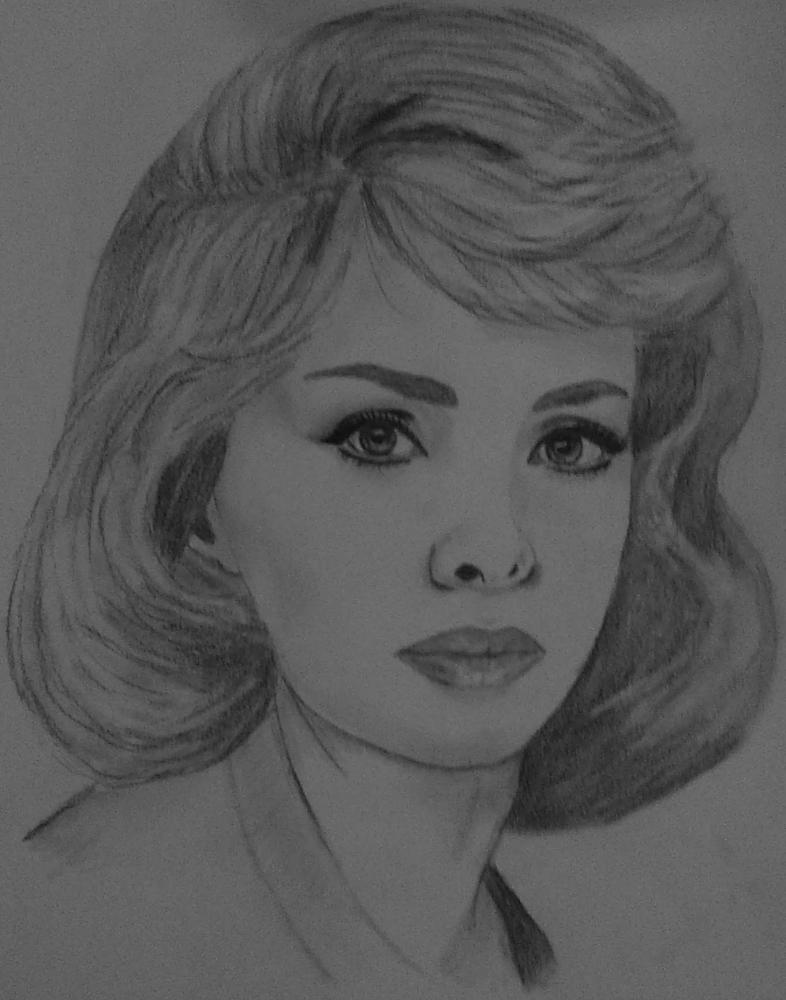 Gina Lollobrigida by tmac1965